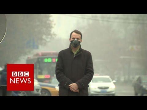 【看時事學英文】中國的霧霾悲歌