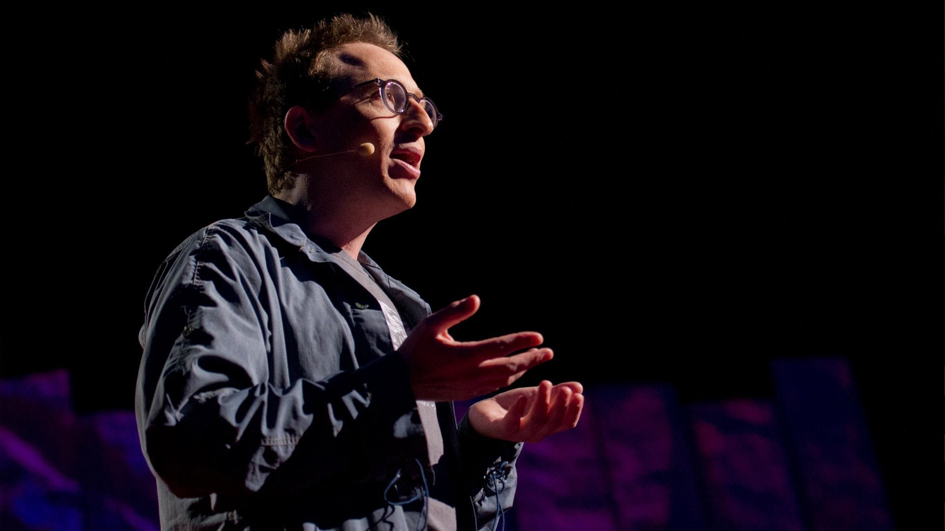 「Jon Ronson:精神病測試的另類解答」- Strange Answers to the Psychopath Test