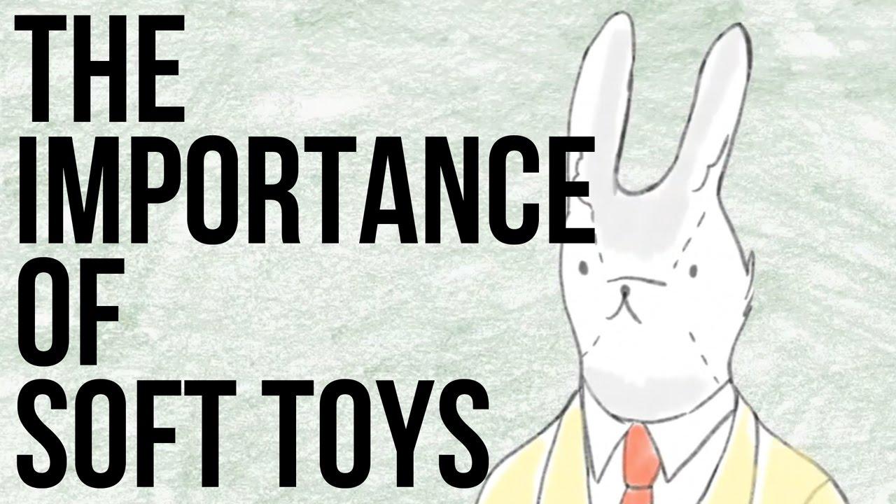 為什麼每個人的童年中總有那麼一隻大玩偶?