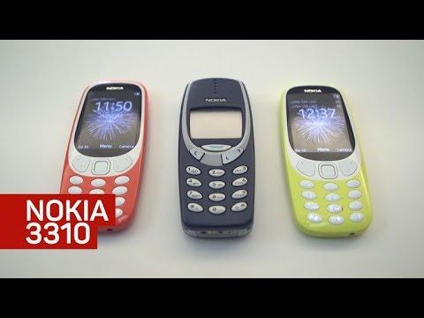 神機復位!Nokia 3310 回來啦