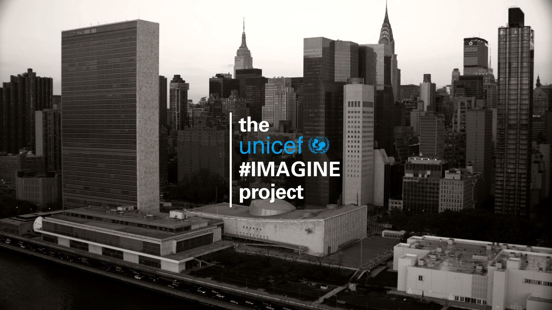 「跟著聯合國兒童基金會,用歌聲許孩子們一個美好未來」- UNICEF: Imagine a Better Future for All Children