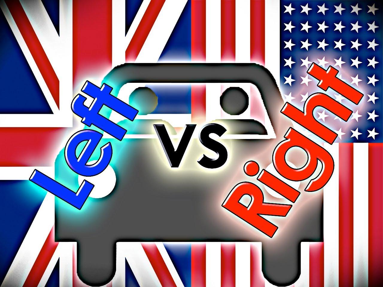 為什麼有左駕、右駕之分呢?讓歷史說給你聽!