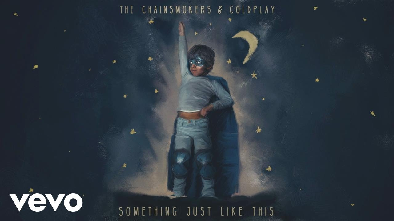 「聽了會上癮!老菸槍雙人組 x 酷玩樂團〈Something Just Like This〉」- The Chainsmokers & Coldplay:Something Just Like This