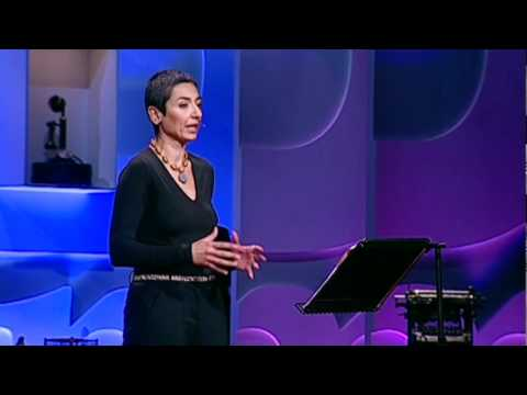 「Zainab Salbi:女性、戰爭以及和平的夢想」- Women, Wartime and the Dream of Peace