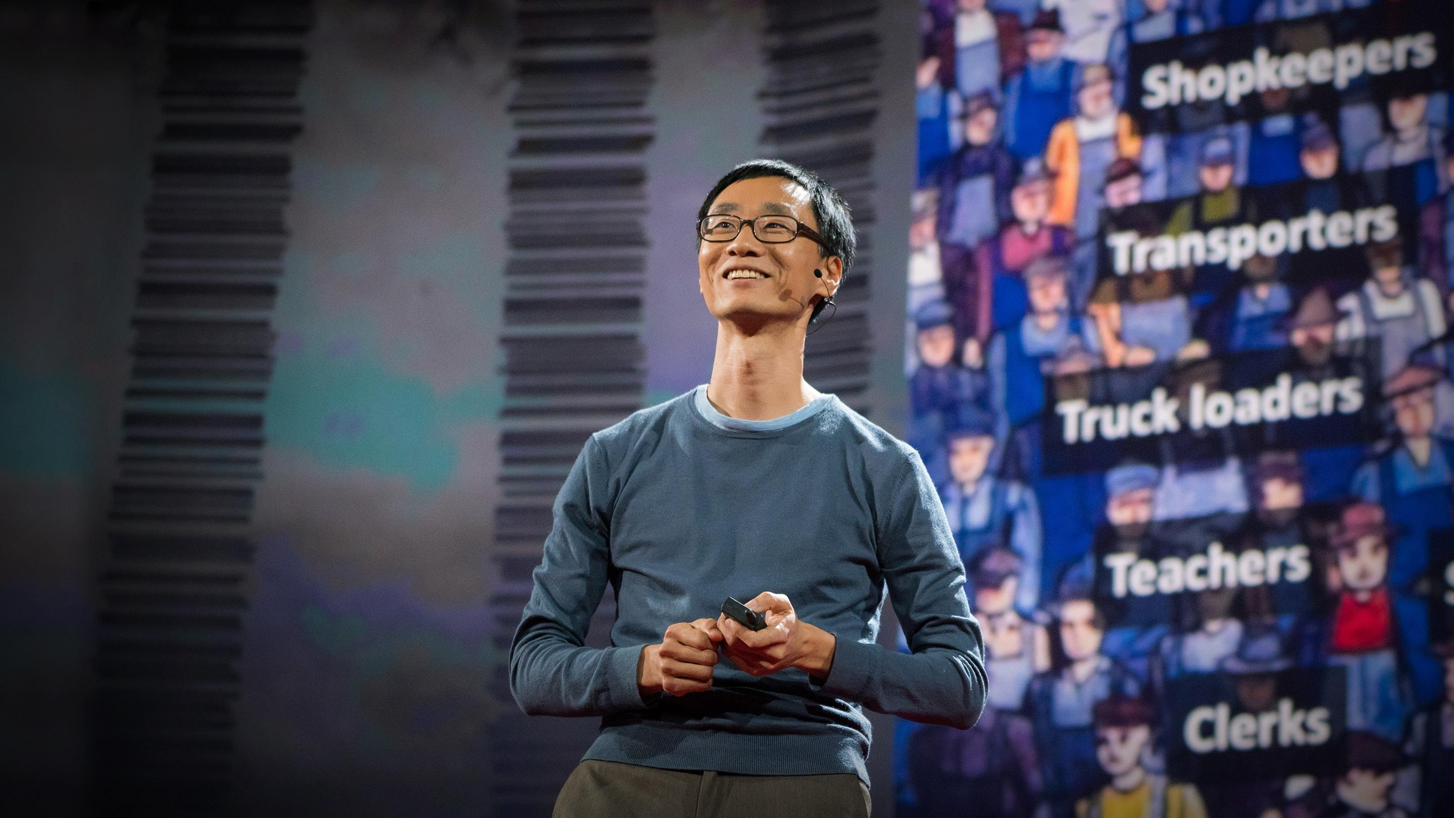 「Andrew Youn:我們能戰勝貧窮的三個理由」- 3 Reasons Why We Can Win the Fight against Poverty