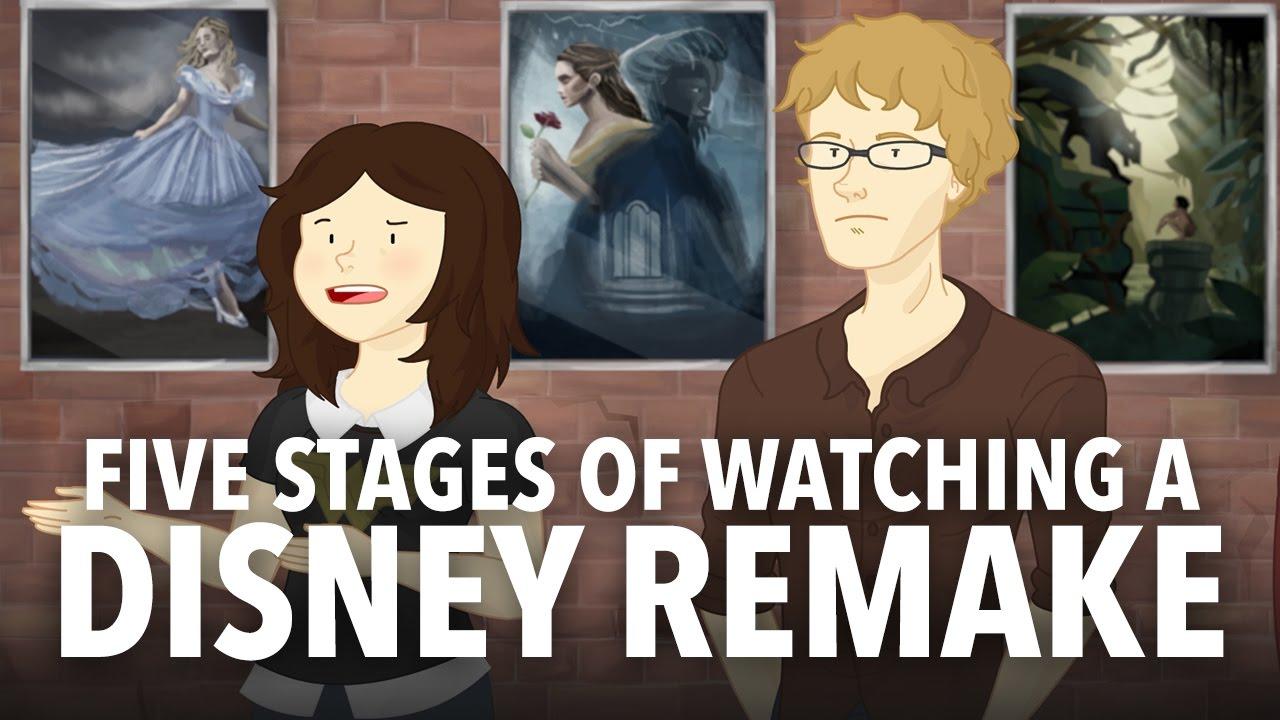 還我童年來!看迪士尼改編電影必經的五段心路歷程
