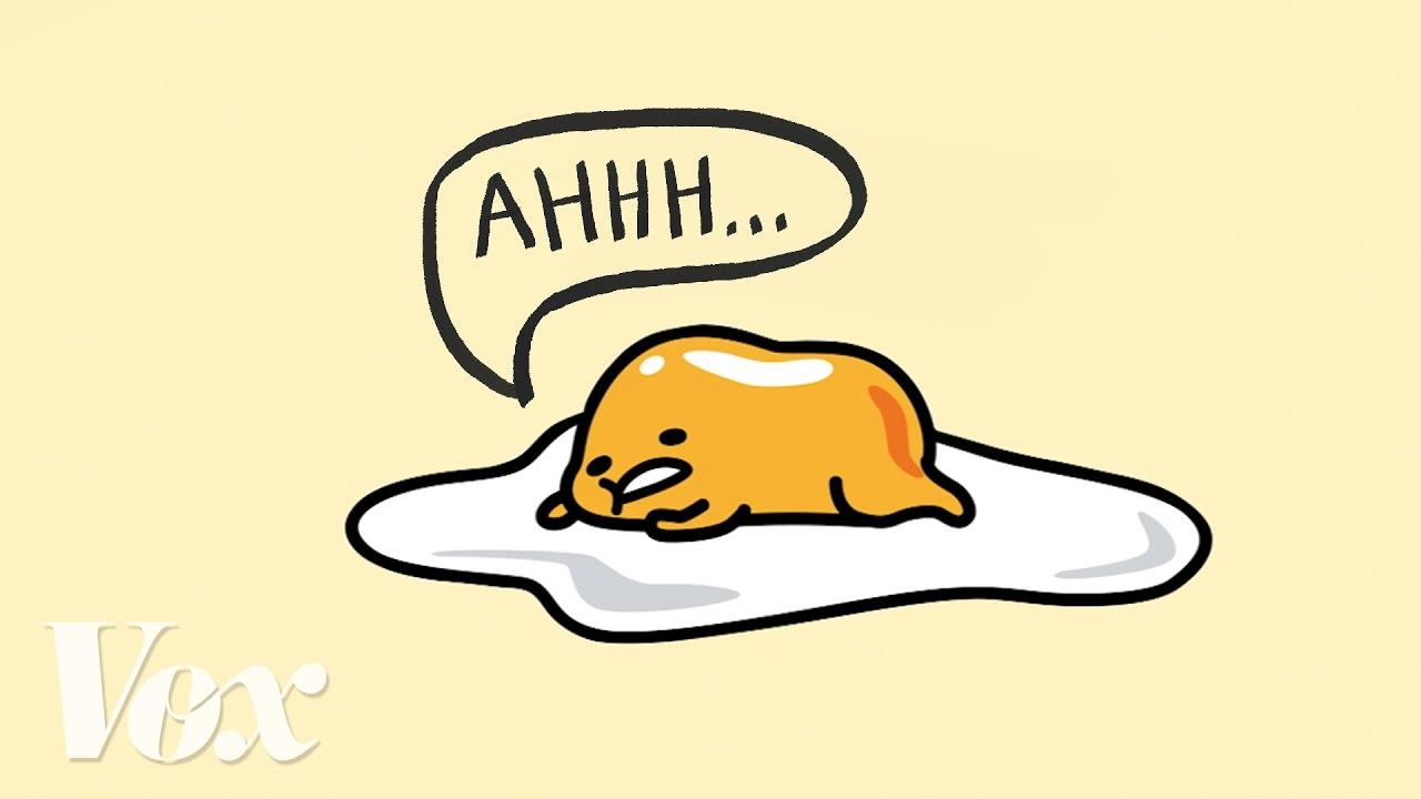 「為什麼蛋黃哥的軟爛生活學這麼對現代人的味?」- How a Melancholy Egg Yolk Conquered Japan