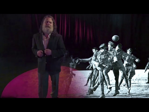 「Robert Sapolsky:人類善惡背後的生物學」- The Biology of Our Best and Worst Selves
