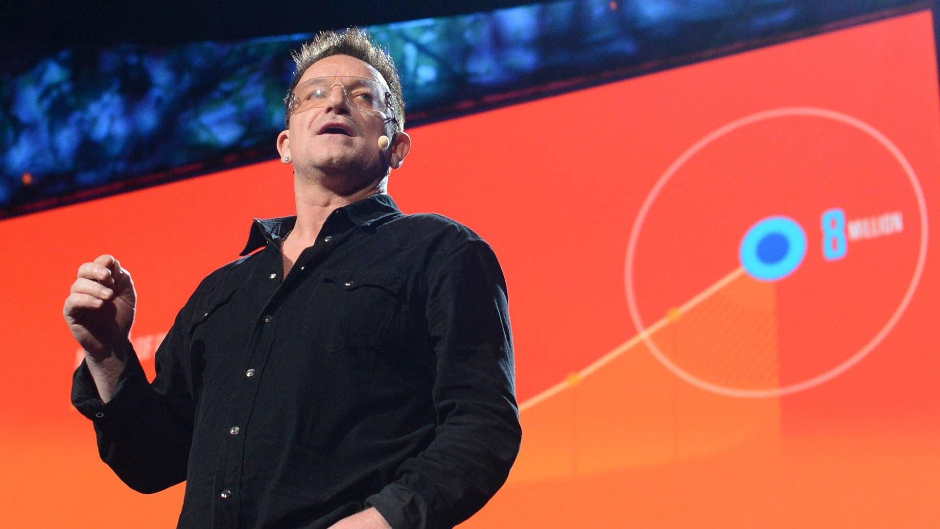 「Bono:關於貧窮的好消息(沒錯,真的有好消息)」- The Good News on Poverty (Yes, There's Good News)