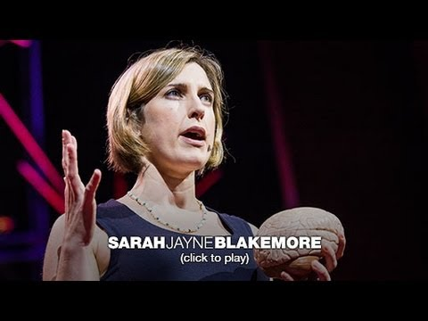 「Sarah-Jayne Blakemore:奇妙的青春期大腦」- The Mysterious Workings of the Adolescent Brain