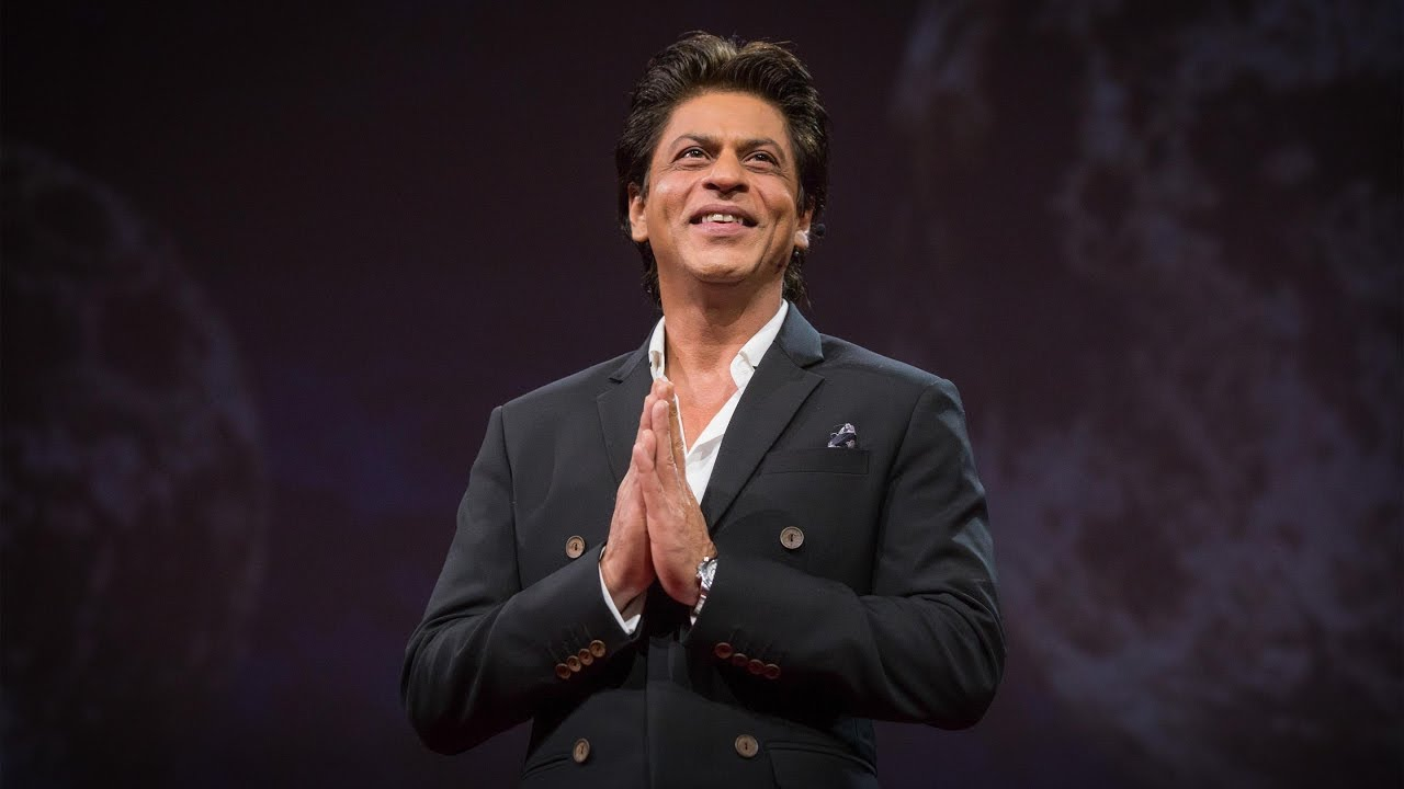 「Shah Rukh Khan:談人性、名氣以及愛」- Thoughts on Humanity, Fame and Love