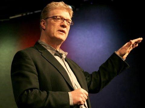 「Sir Ken Robinson:學校扼殺了創意嗎?」- Do Schools Kill Creativity?
