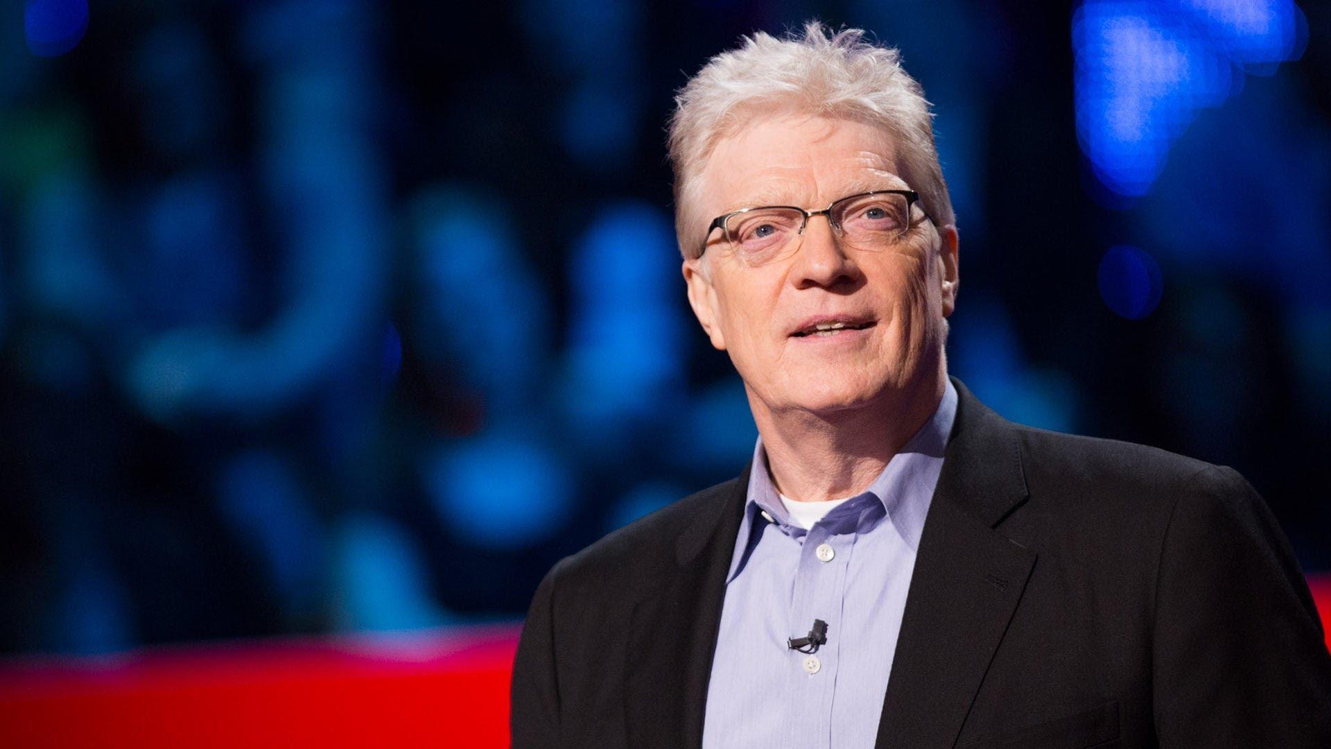 「Sir Ken Robinson:如何逃出教育的死亡谷」- How to Escape Education's Death Valley