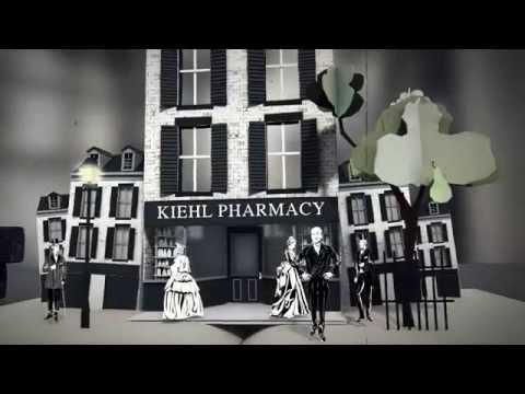 夏日瘋保養!紐約護膚品牌 Kiehl's 的故事