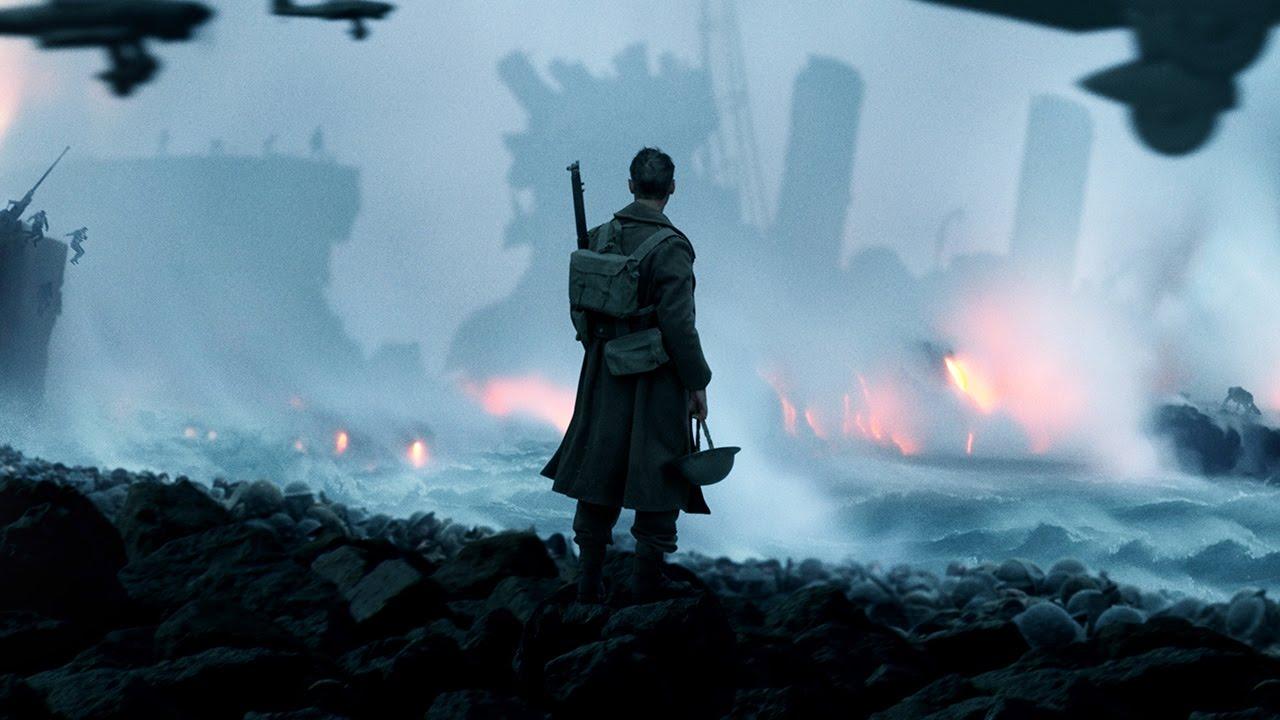 「暑假必看!諾蘭全新力作《敦克爾克大行動》」- Dunkirk