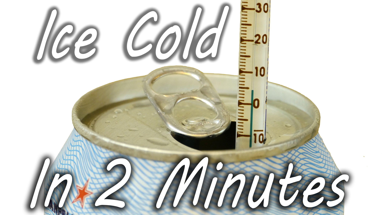 【炎夏必備】這一招,讓飲料馬上冷吱吱!