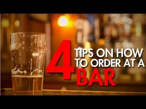 「【週五微醺夜】酒吧點酒全攻略」- How to Order a Drink at a Bar