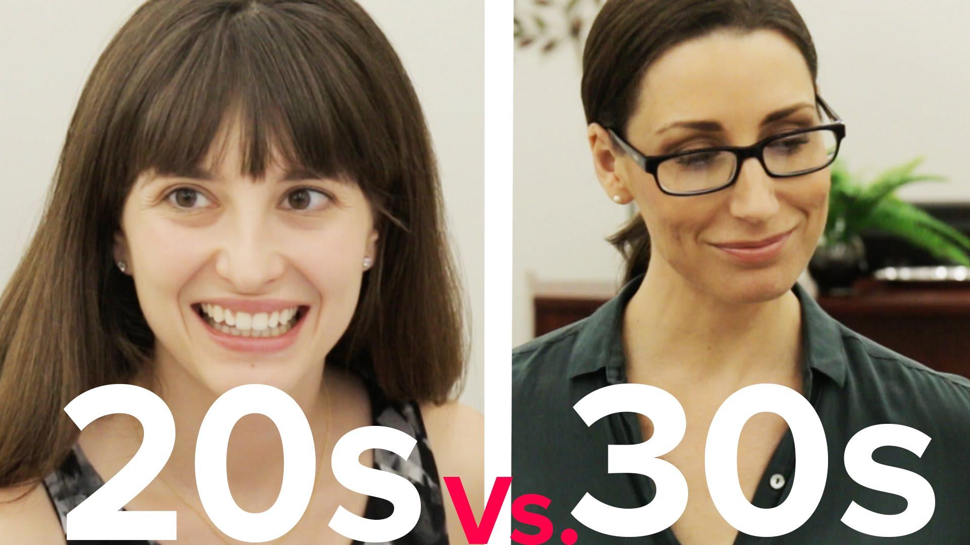 「【週五狂歡夜】20、30 約會大不同」- Dating: 20s vs. 30s