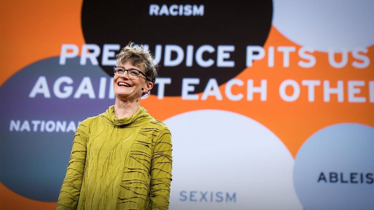 「Ashton Applewhite:終結老年歧視」- Let's End Ageism
