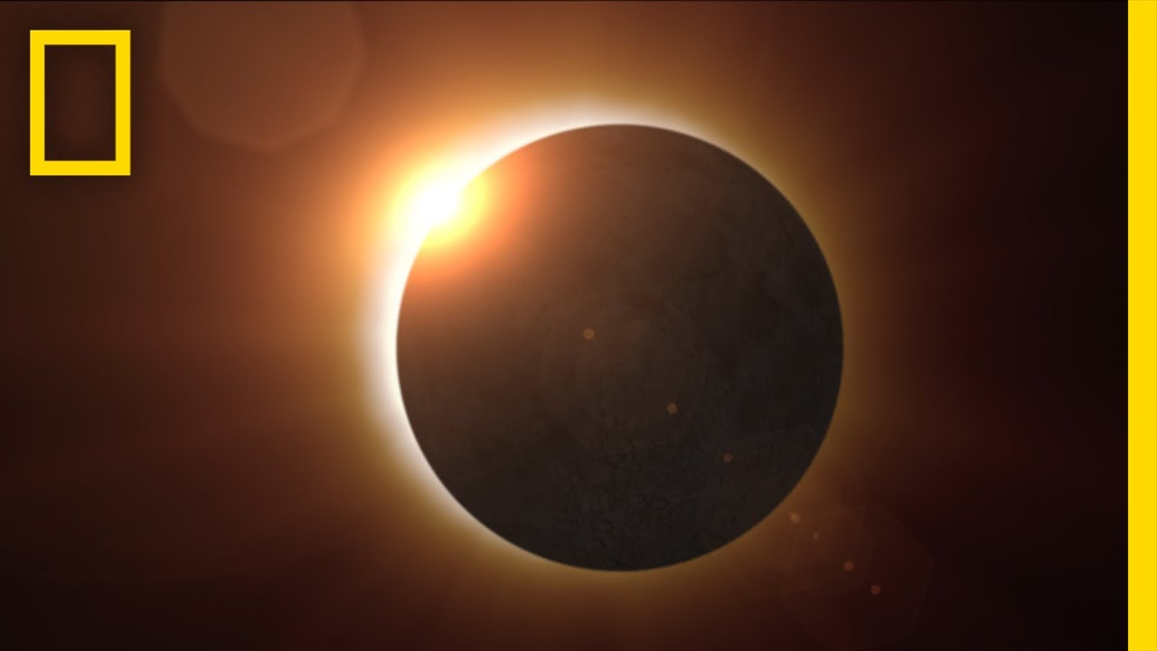 「【天文小知識】日蝕知多少」- National Geographic:Solar Eclipse 101