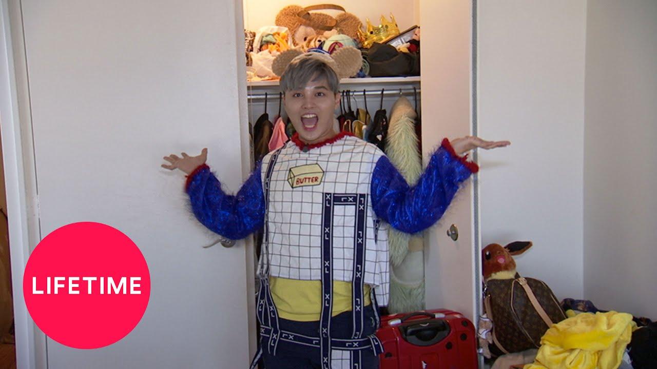 「他的時尚態度即將襲捲美國!台灣設計師 ChaCha 的衣櫃大揭密」- Project Runway: ChaCha's Closet Tour