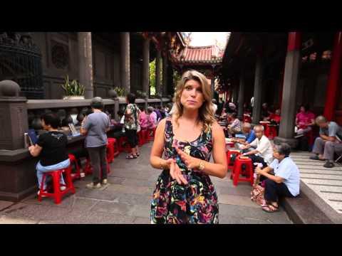週末出遊趣!原來台灣這些景點最受老外歡迎