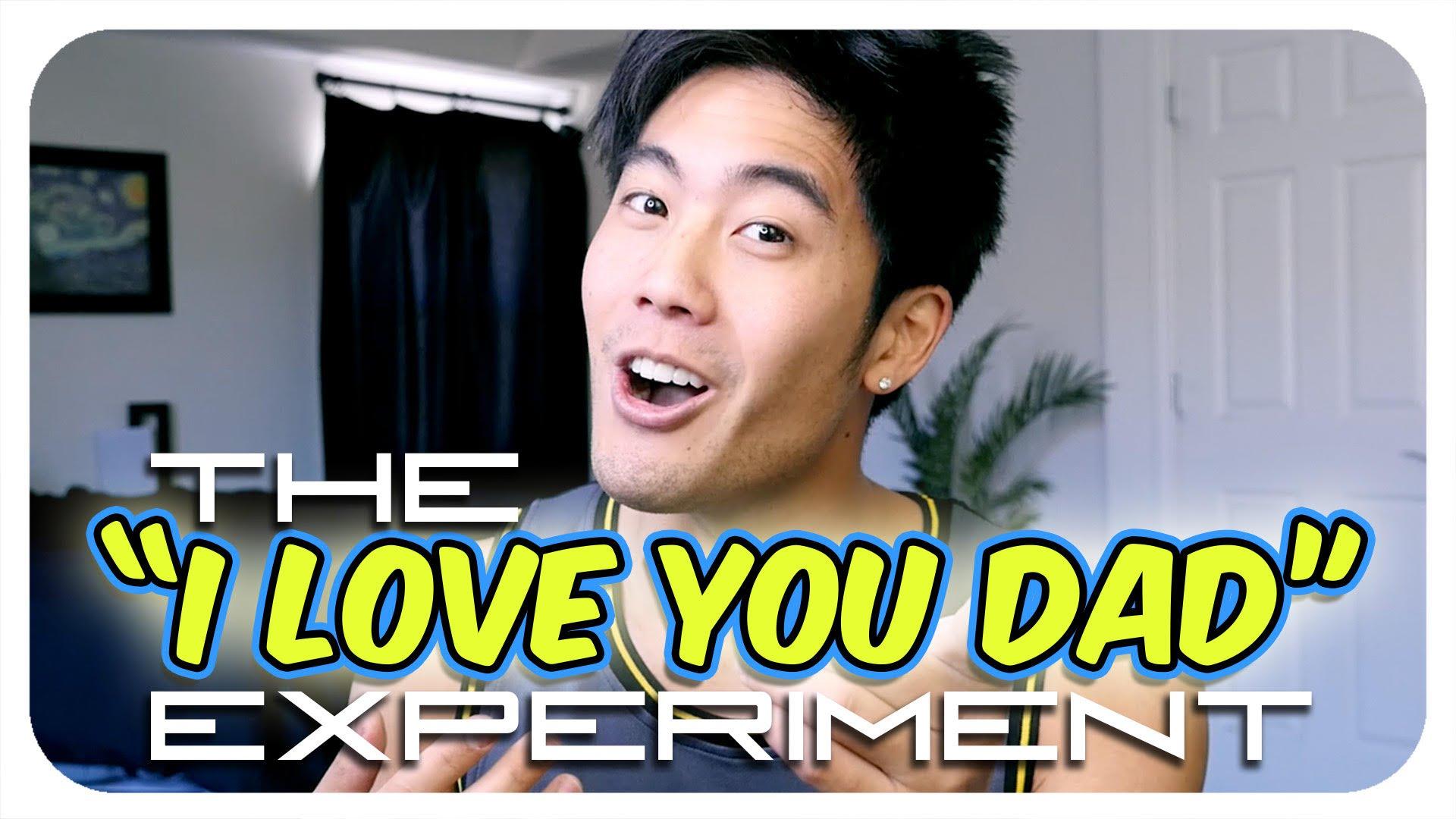 【父親節特輯】老爸們聽到『我愛你』的爆笑反應