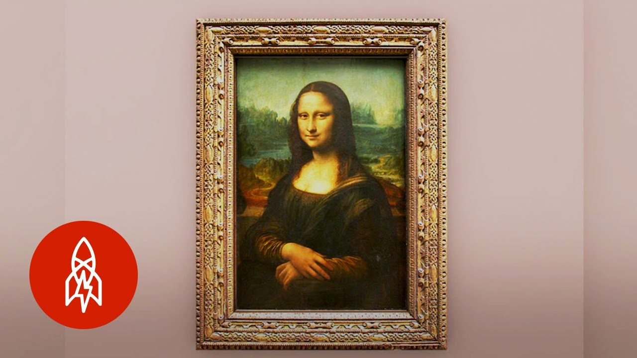 藝術大搜索--蒙娜麗莎這麼有名的秘密?!