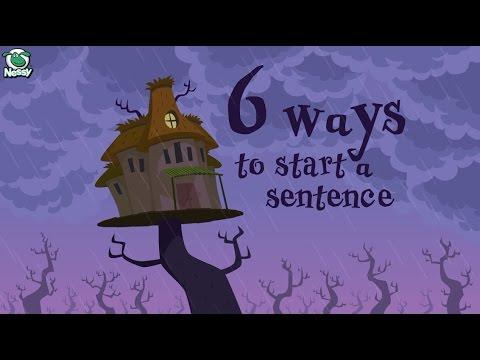 【寫作技巧大揭密】六種句子開頭寫法