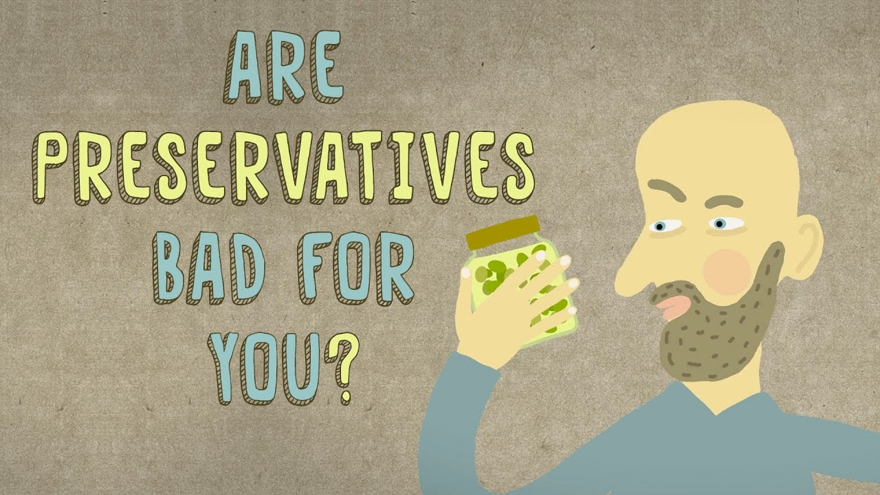 「【TED】食物中的防腐劑真的對身體有害嗎?」- Are Food Preservatives Bad for You?