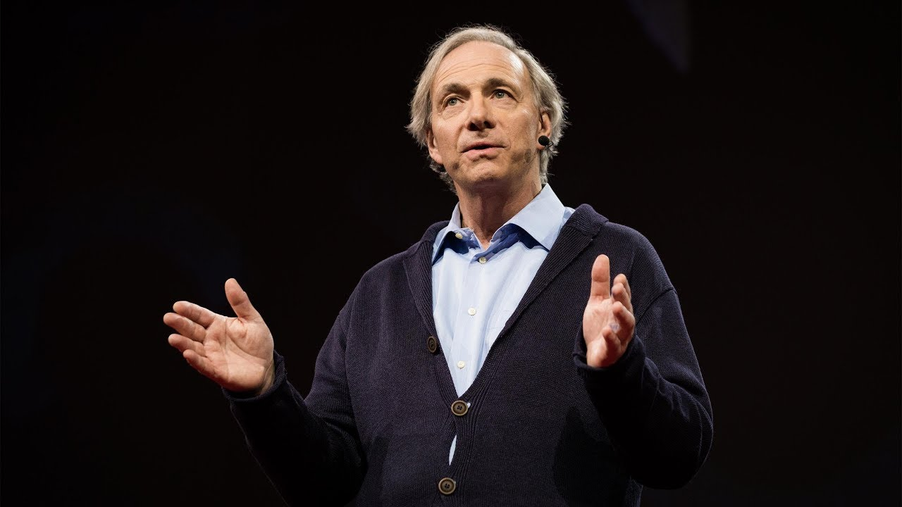 「Ray Dalio:如何建立一間想出最棒的點子就會獲得重視的公司」- How to Build a Company Where the Best Ideas Win
