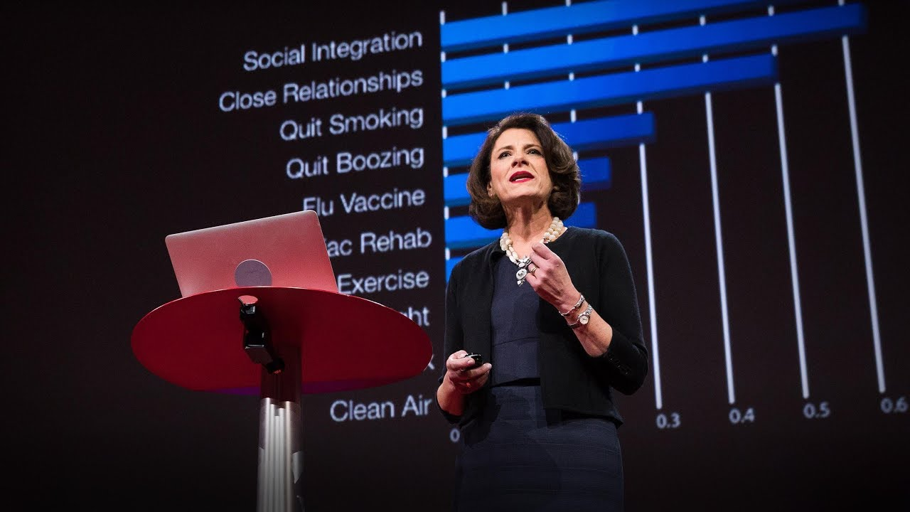「Susan Pinker:人與人之間的互動可能就是長壽的祕訣」- The Secret to Living Longer May Be Your Social Life