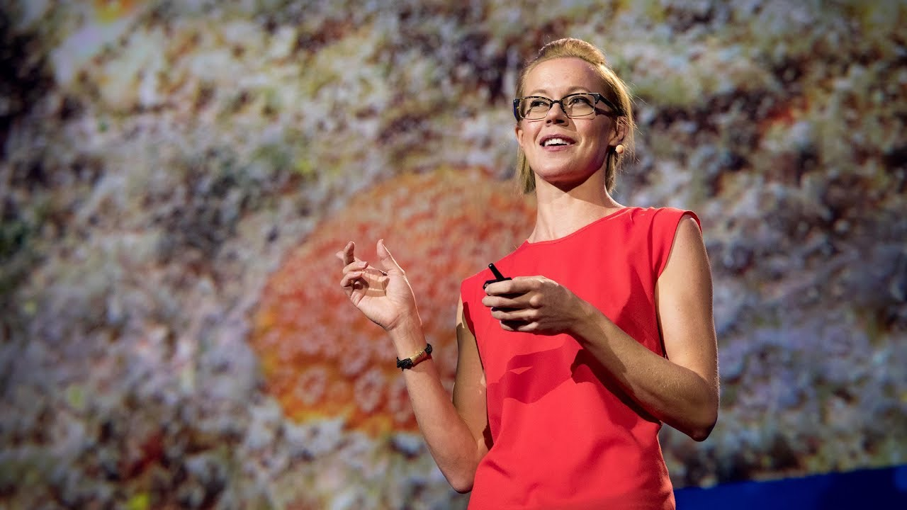 「Kristen Marhaver:我仍對珊瑚礁的生存抱持希望」- Why I Still Have Hope for Coral Reefs
