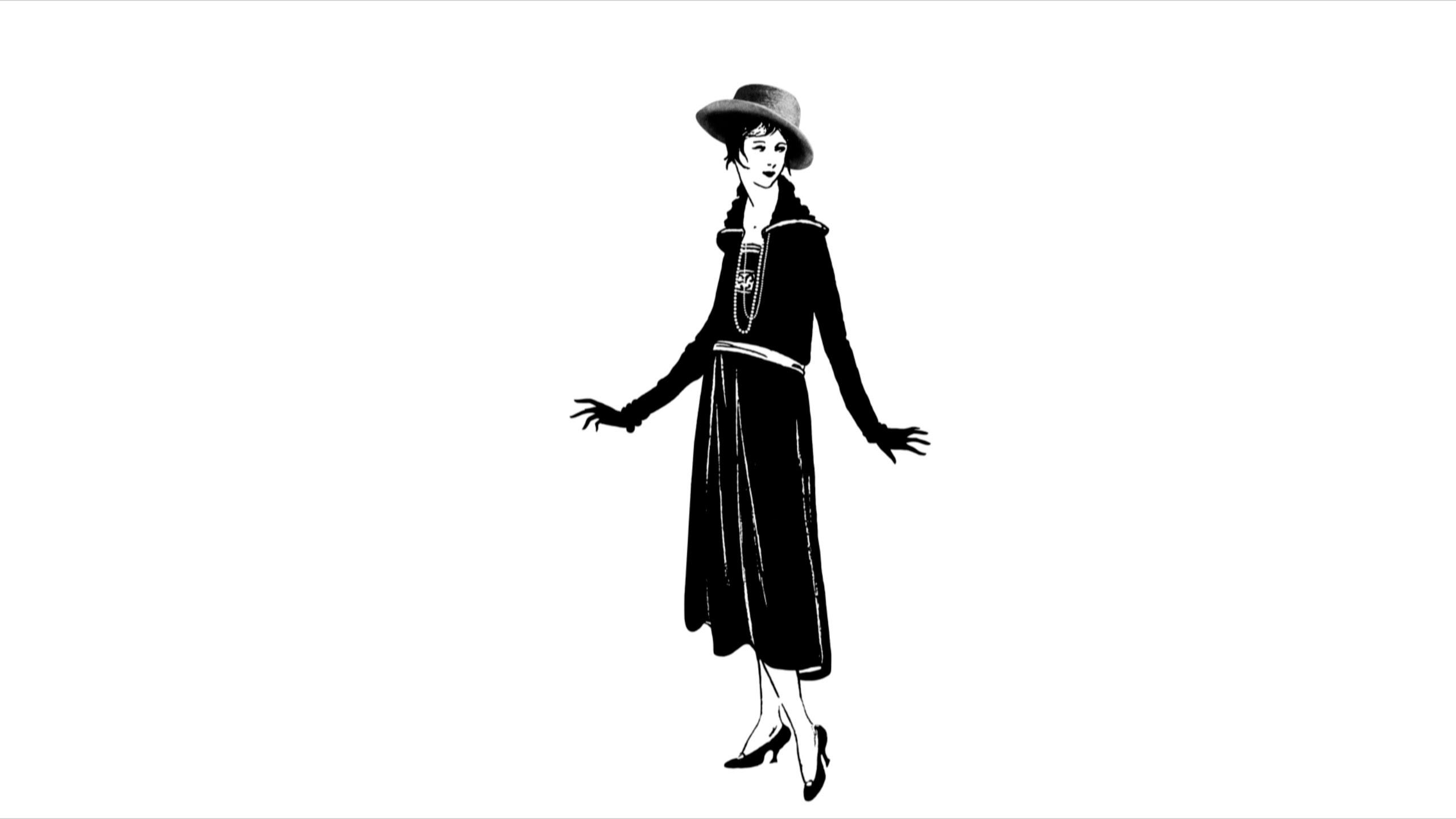 時尚女王香奈兒的傳奇一生