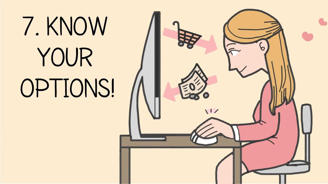 「雙十一瘋網購!七招教你怎麼買得開心也買得安心」- 7 Steps to Smart Online Shopping!