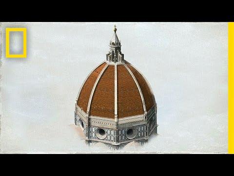 「【歷史小探索】聖母百花大教堂穹頂的建造」- How an Amateur Built the World's Biggest Dome