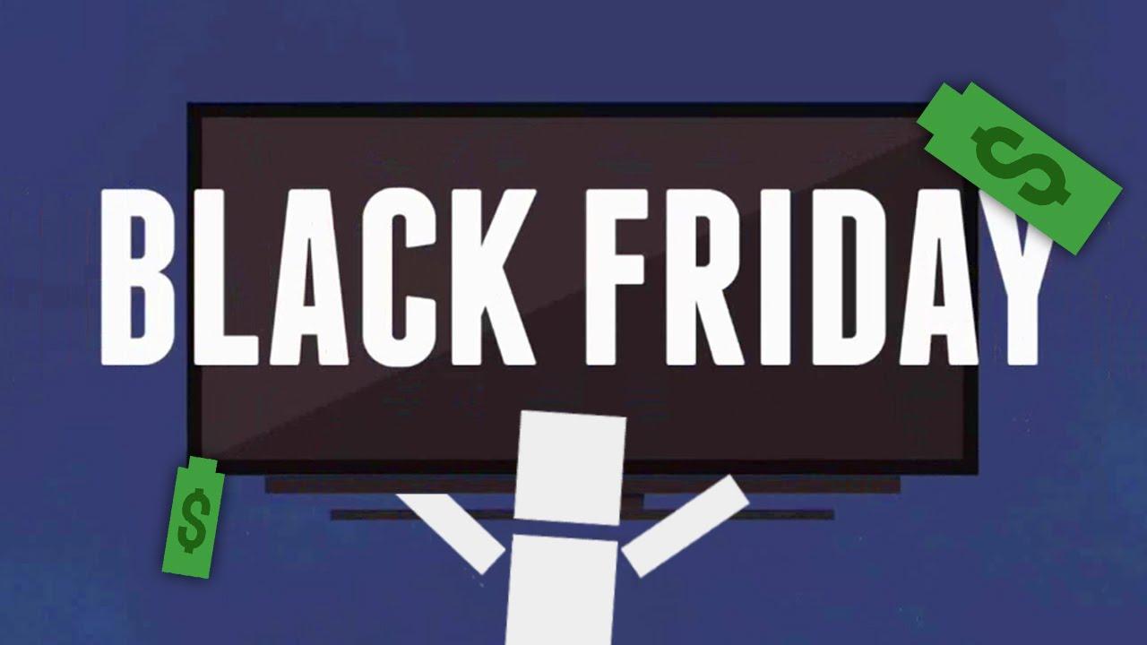 「【小知識時間】黑色星期五的由來」- WHERE DID BLACK FRIDAY COME FROM?
