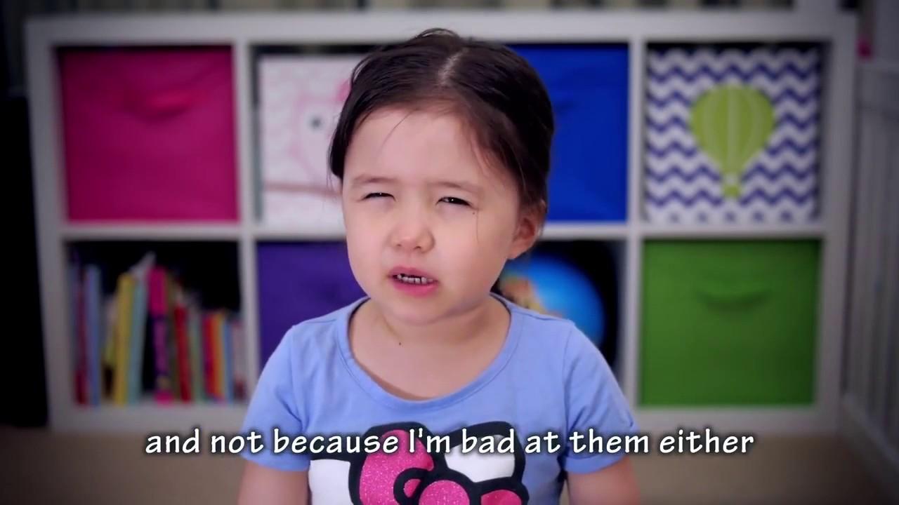 四歲小妹妹傳授『新年新希望成功祕訣』,小大人模樣超可愛!