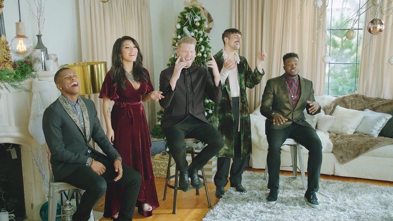 【聽歌學英文】Deck the Halls--Pentatonix