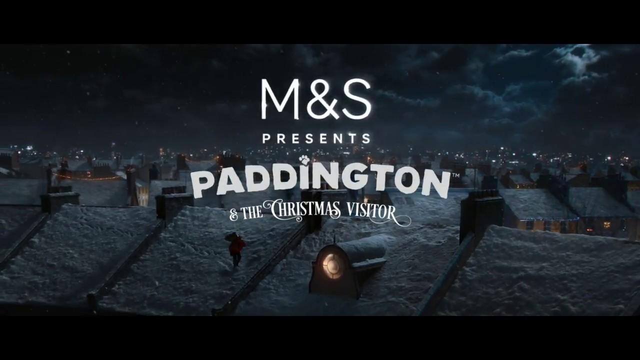 【英國 M&S 溫馨廣告】派丁頓與意外聖誕訪客