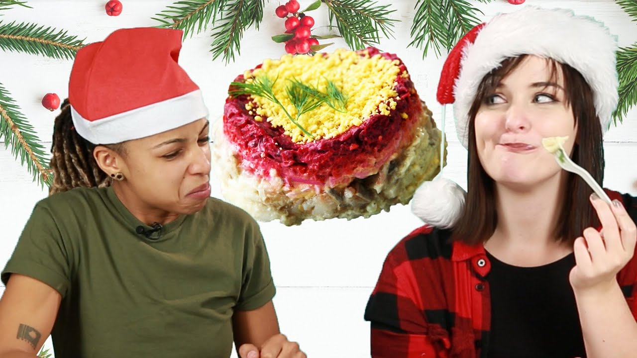聖誕佳餚比一比,你最愛哪一國的料理?