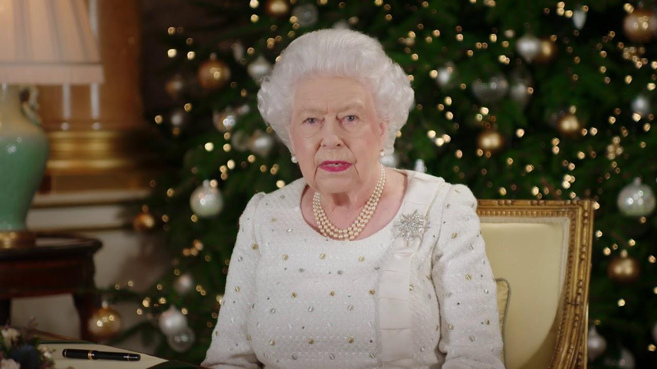 英國女王 2017 聖誕致詞