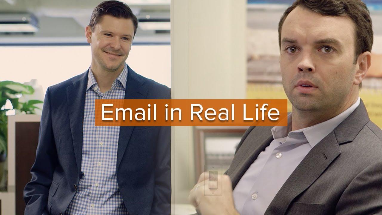 【職場狀況劇】讓人白眼翻到天邊的 email 行為