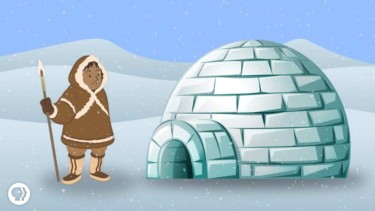 「真正的『冷』知識:極地冰屋大解密」- How an Igloo Keeps You Warm