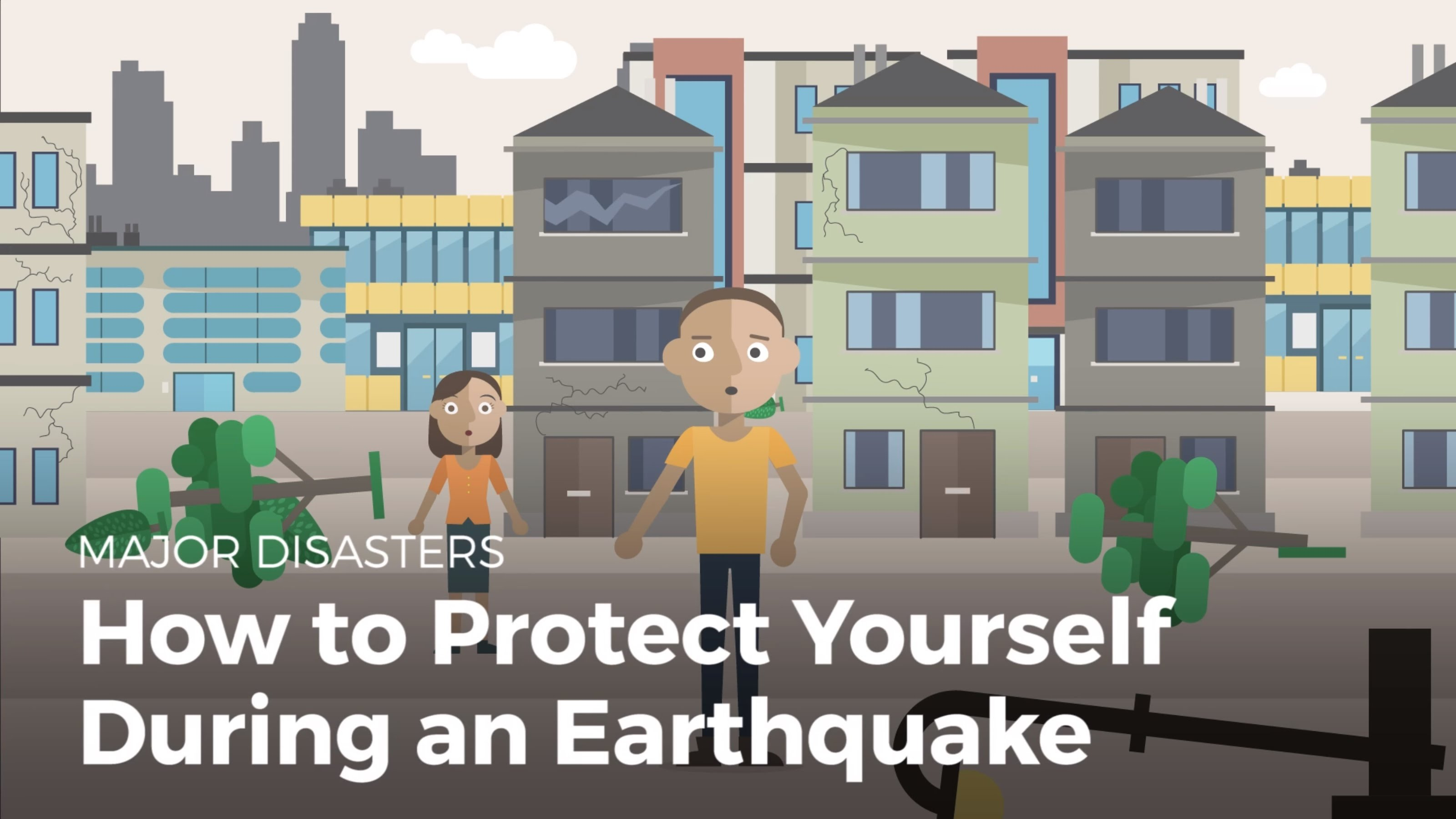 「全台搖不停,防震常識要知道!」- How to Protect Yourself during an Earthquake