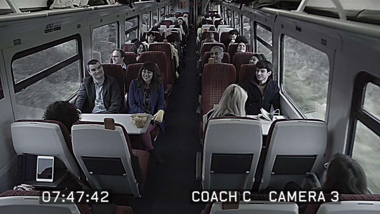 【厭世星期一限定】歡迎搭乘歡樂列車!