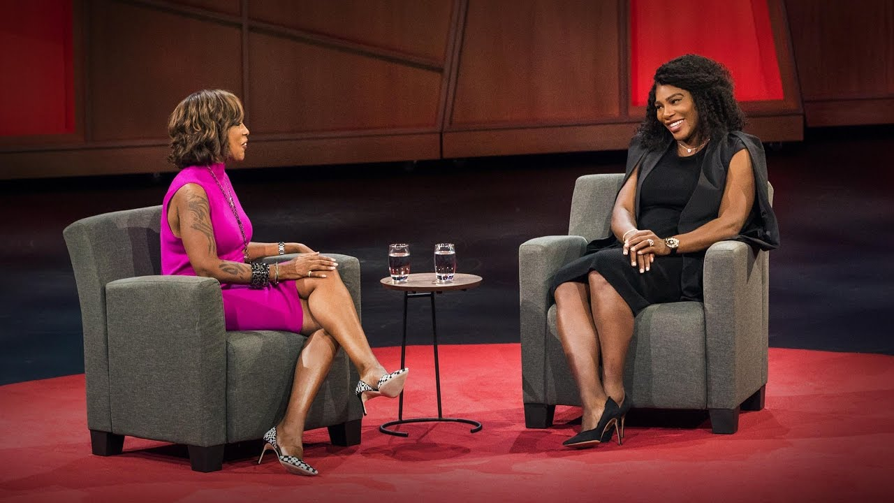 「Serena Williams:網球、愛、初為人母」- On Tennis, Love and Motherhood