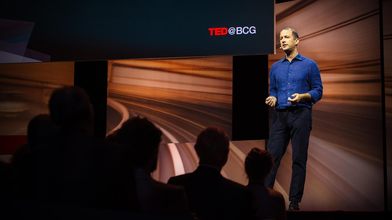 「Marco Alverà:讓企業營運更順利的驚人要素」- The Surprising Ingredient That Makes Businesses Work Better