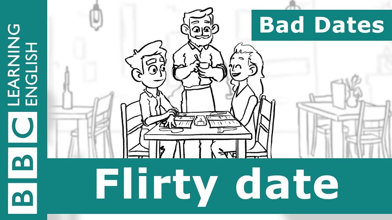 「糟糕約會:花癡的約會對象」- Bad Dates: Flirty Date