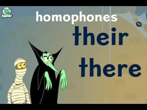 「長很像卻不一樣,英文的『同音異義字』」- Homophones